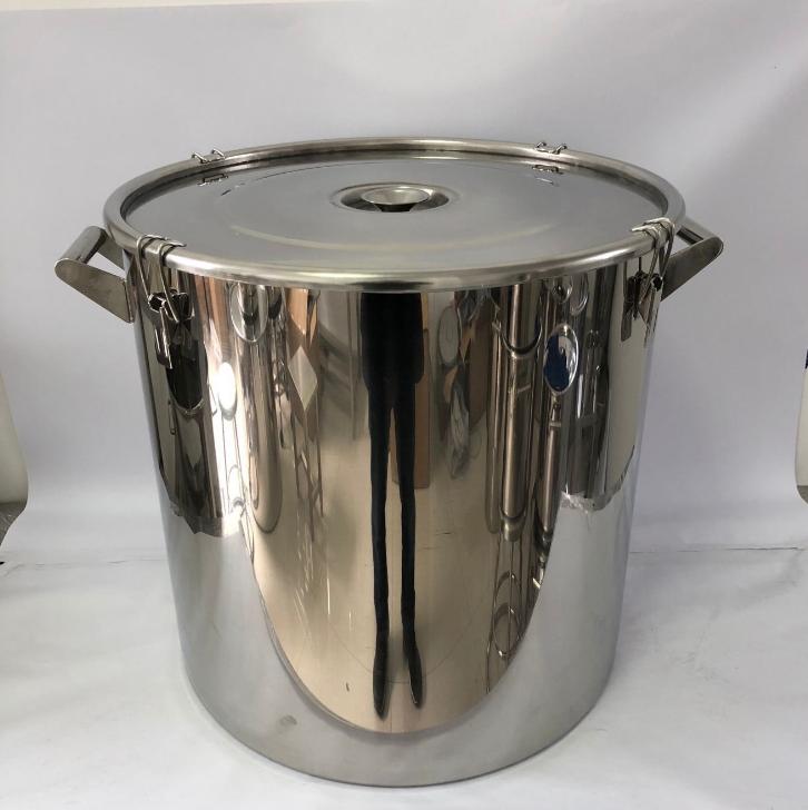 不锈钢密封桶厂家直销  不锈钢密封桶报价表 江苏不锈钢密封桶