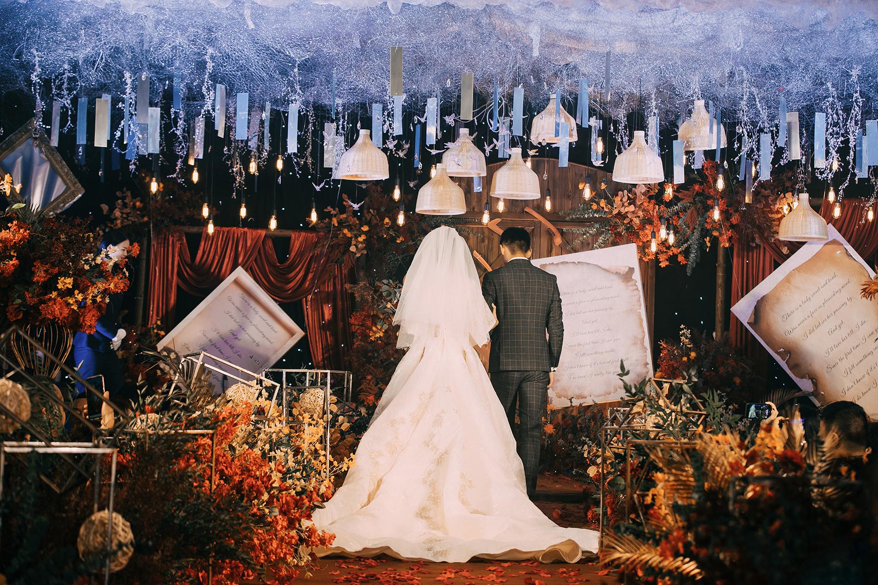 【哈尼婚礼】主题婚礼定制-遇见婚礼一站式服务