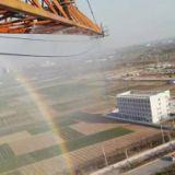 围挡 塔吊喷淋 工地塔吊喷淋多少钱  塔吊喷淋生产厂家 建筑工地塔吊喷淋系统