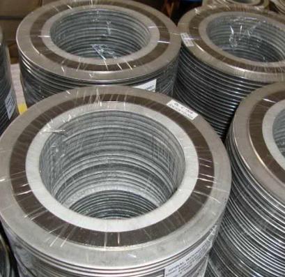 金属缠绕垫厂家直销  金属缠绕垫生产厂家  河北金属缠绕垫
