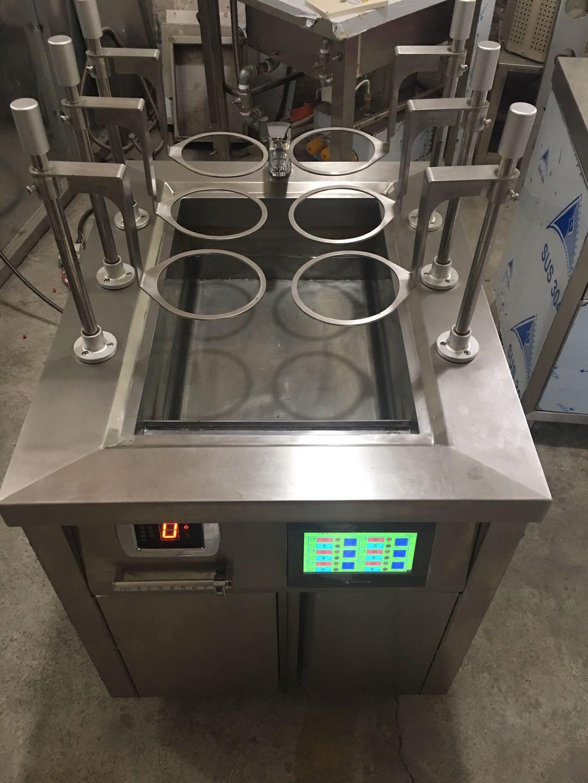 智能电独立煲粥炉 煲粥炉 自动升降煮面炉