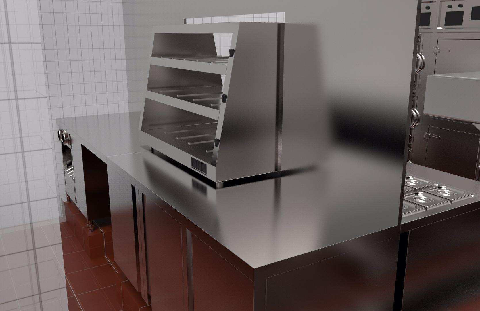 智能电独立煲粥炉 煲粥炉 六眼自动升降煮面炉