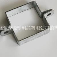 金泽橡塑供应不锈钢管卡抱箍 南京PVC泄水管镀锌管卡抱箍的安装方法 管卡抱箍管箍可定制