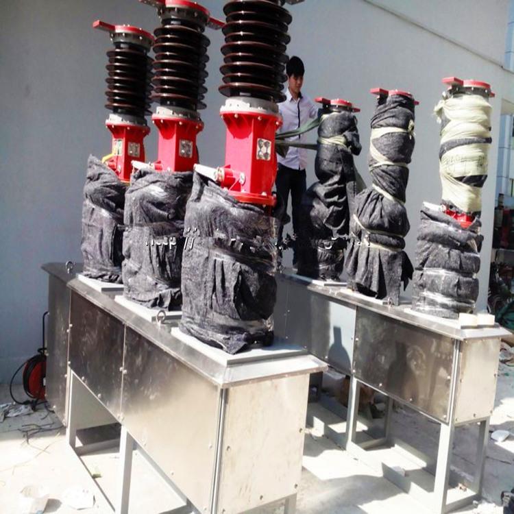 35千伏户外高压真空断路器zw7-40.5技术参数