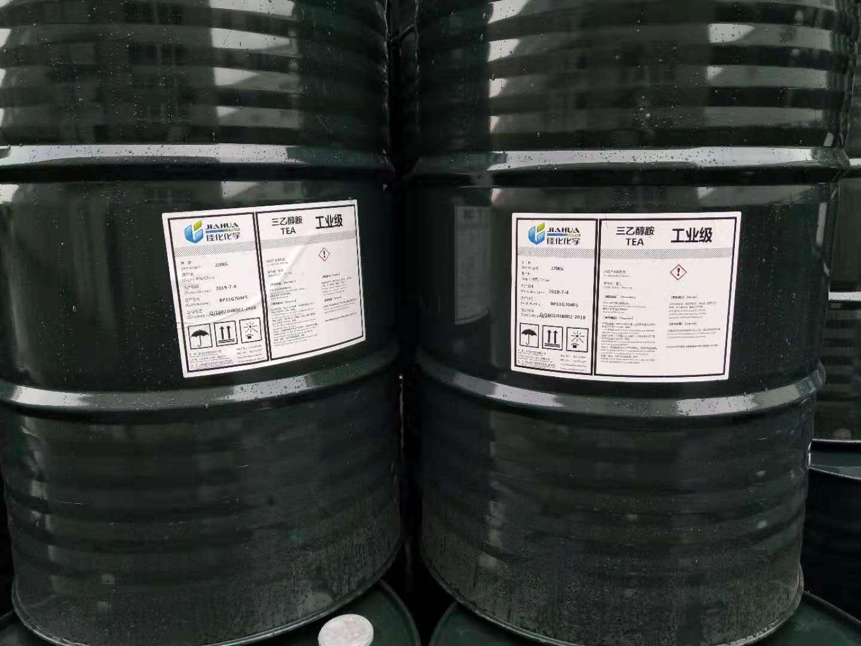 三乙醇胺 进口三乙醇胺 三乙醇胺价格 三乙醇胺水泥助磨剂