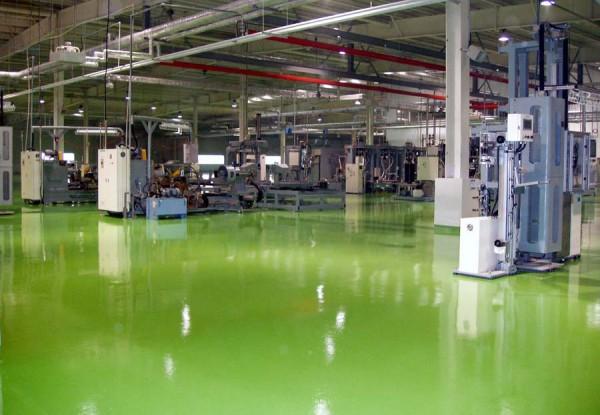 深圳耐磨地板漆工程供应商批发价格 专业地坪漆施工 深圳市绿欧地坪材料有限公司