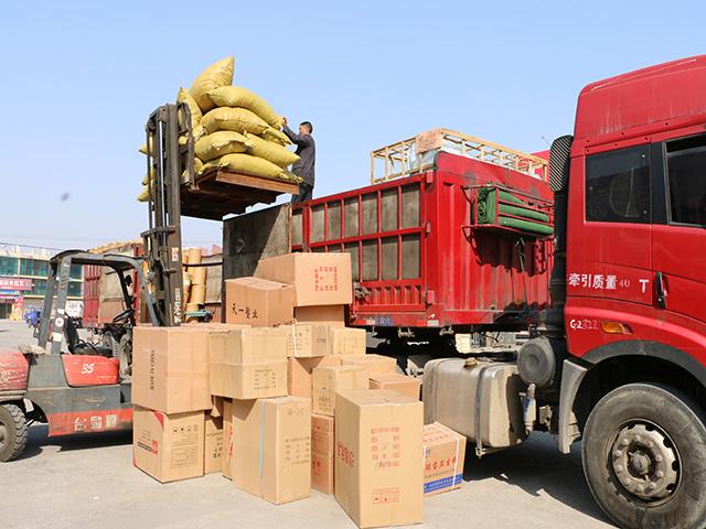 无锡苏州至青岛整车运输 小件零担运输 大件物流公司   无锡到青岛货物运输