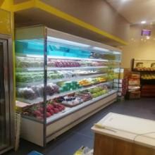 在江北区开一家水果店风幕柜就找晨鹰冷柜批发