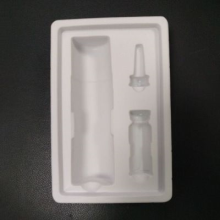 化妆品塑料托盘 包装盒批发价格 厂家供应吸塑内托