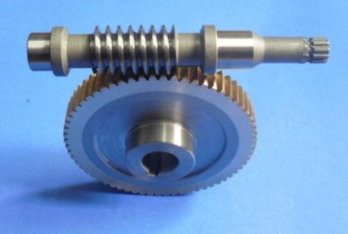 涡轮蜗杆 优质涡轮蜗杆-加工定制-精密铸造涡轮蜗杆