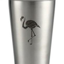 不锈钢咖啡杯 不锈钢调酒杯咖啡杯