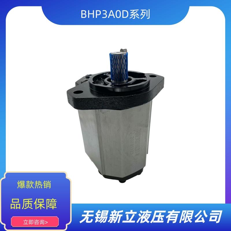 无锡齿轮油泵BHP3A0D供货商 生产厂家价格 热销【无锡新立液压有限公司】