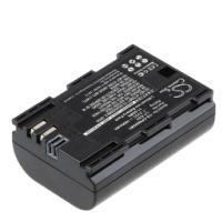 CameronSino适用EOS 5DS 6D 7D 60D 70D相机电池LP-E6N