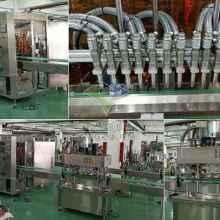 灌装生产线 灌装封口机厂家 全自动灌装生产线批发