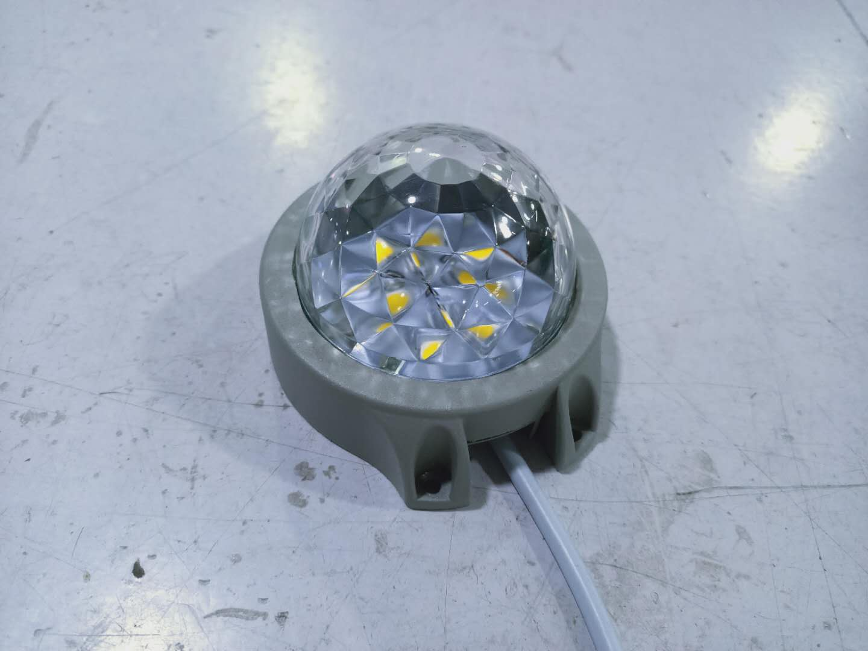 厂家直销LED点光源 东莞钻石面点光源价格 LED装饰灯厂家