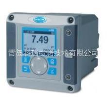 哈希sc200在线PH计电导率计/在线通用型数字控制器图片