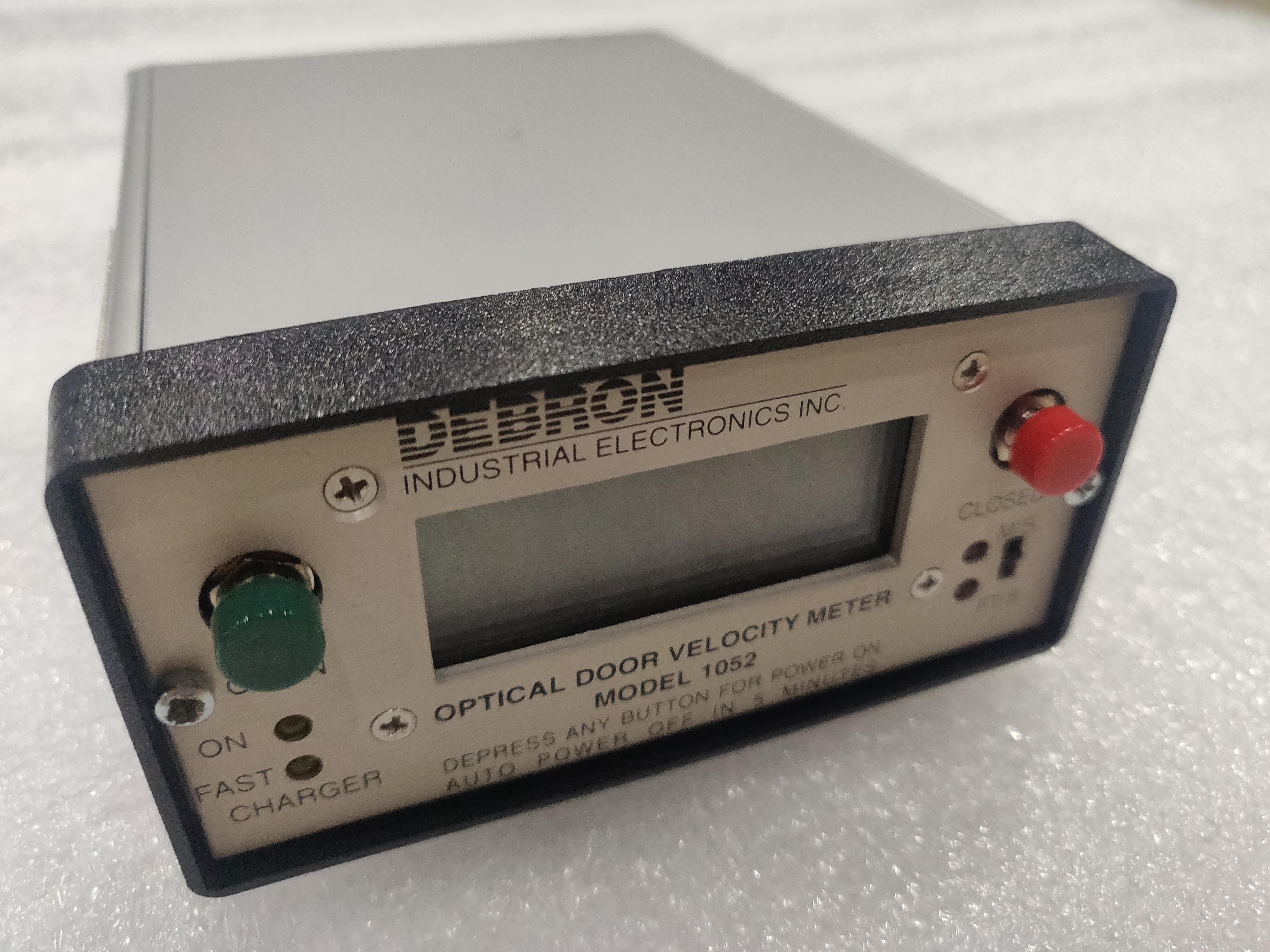 汽车关门速度仪|美国DEBRON 1052关门速度仪|关门速度仪gzyro|在线关门速度检测仪