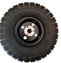 山东厂家直销350-4铝合金轮子 大花350-4高胶轮子 医疗设备 机械设备批发
