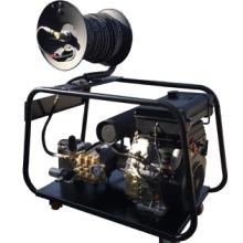500型c油驱动管道疏通机厂家直 500型油驱动管道疏通机厂家直批发