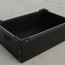 广州工厂定制pp塑料中空板周转箱 各行业轻质包装塑料箱 纸箱结构周转箱图片
