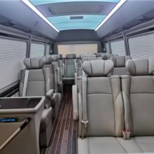 成都丰田考斯特改装公司—宁波丰田柯斯达17座座椅销售改装多少钱批发