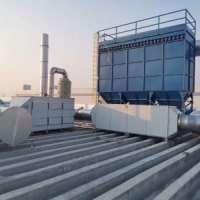 泰州脉冲布袋除尘器 中频炉除尘 鼎恒环保厂家直售