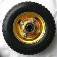 山东厂家直销250-4实心轮 货仓车轮子 平板车轮  实心发泡轮