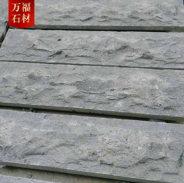 福建花岗岩厂家定制 长期销售 多规格654 福建芝麻黑花岗岩厂家 岩石板