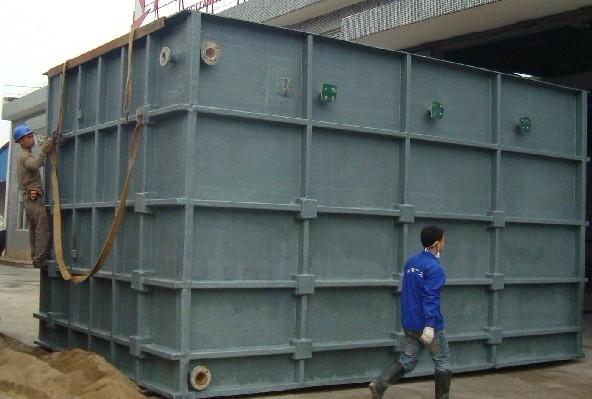 宜昌玻璃钢冷却塔化粪池环保垃圾桶