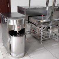 河南省蜂蜜槽子糕机的内部构造