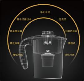 康普来量子谐振活水仪7.8频率量子水壶公司
