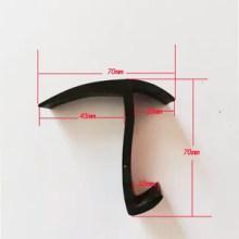 三元乙丙橡胶密封胶条  上海橡胶密封胶条厂家 价格 定制 供应商