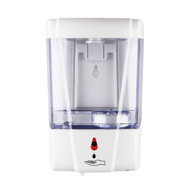 大容量壁挂自动感应皂液器手部消毒自动洗手机