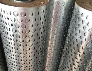 优质不锈钢冲孔网厂家-价格-供应商