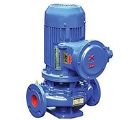 YG型立式管道式油泵  上海康大泵业厂家直销