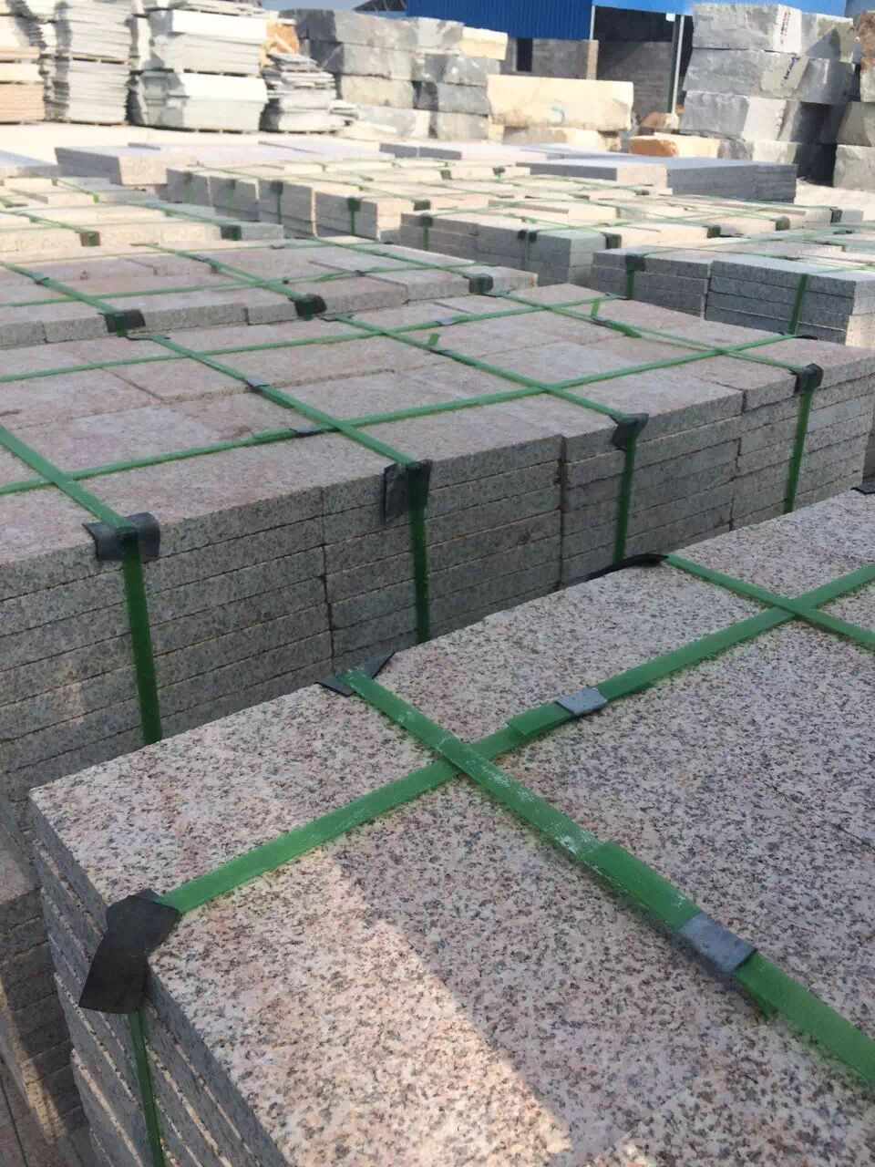 黄锈石花岗岩供应商