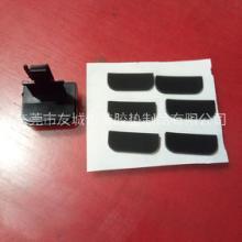 供应硅胶防滑脚垫 密封硅胶垫圈 高质量固定硅胶脚垫 磨砂灰色3M硅胶垫片 免费打板批发