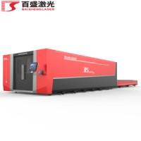 F6020HDE大功率大幅面光纤激光切割机适合厚大板切割
