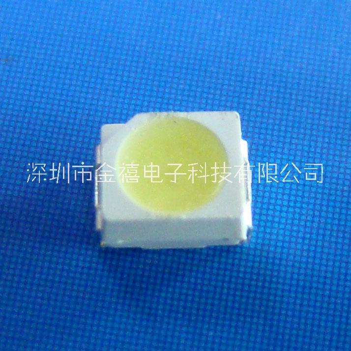 供应LED灯珠 3528白灯 3528白光LED GH-D319UWD