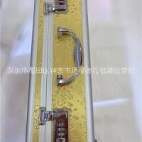 金色铝合金工具箱厂家直销-供应商-批发价格