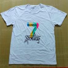 白色纯棉T恤xl号图片