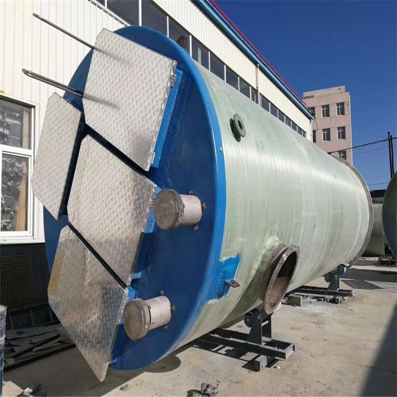 重庆一体化泵站价格 贝恒机电定制厂家 一体化预制泵站