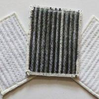 膨润土防水毯 垃圾填埋人工湖GCL钠基覆膜膨润土防水毯 厂家定制