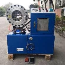 供应20吨压铸件冲切油压机-液压机械油管接头啤喉机图片