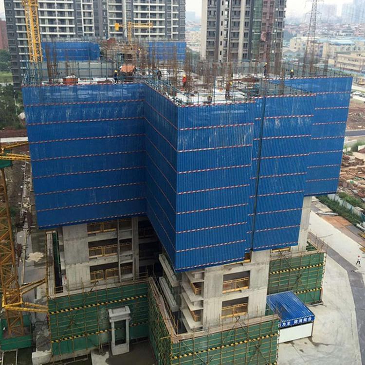 升降爬架的使用开始广泛适用于建筑行业    升降爬架 全钢爬架