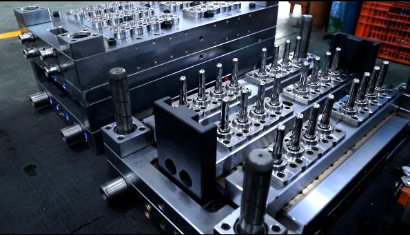 东莞广祥热流道模具设计与加工 热流道注塑模具加工 注塑模具设计加工  热流道注塑模具