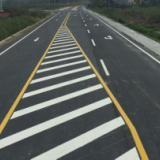 珠海热熔划线 热熔型路面标线,道路划线,停车场划线,彩色防滑标线,震荡标线施工