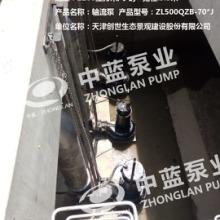 铸铁高效无堵塞污水泵批发