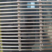 金属装饰网 不锈钢装饰网厂家直销 金属网帘图片