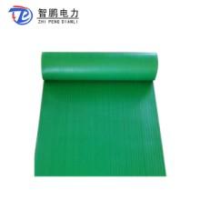 智鹏供应绿色绝缘胶垫应 隔热防滑绝缘胶垫 配电室专用绝缘胶垫图片
